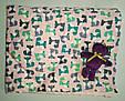 Одеяло плед детское стеганное минки плюшMINKY, хлопок, микрофибра, фото 7