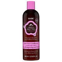 Кондиционер для вьющихся волос Hask Shea Butter & Hibiscus Anti-Frizz Conditioner, 355 мл