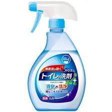 Спрей для чистки туалета с ароматом мяты,Daiichi OFURO  380 мл (429731)