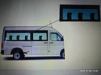 Бічне Sprinter , VW LT 35 (95-06) Задній салон праве (панорама) 680 середня база