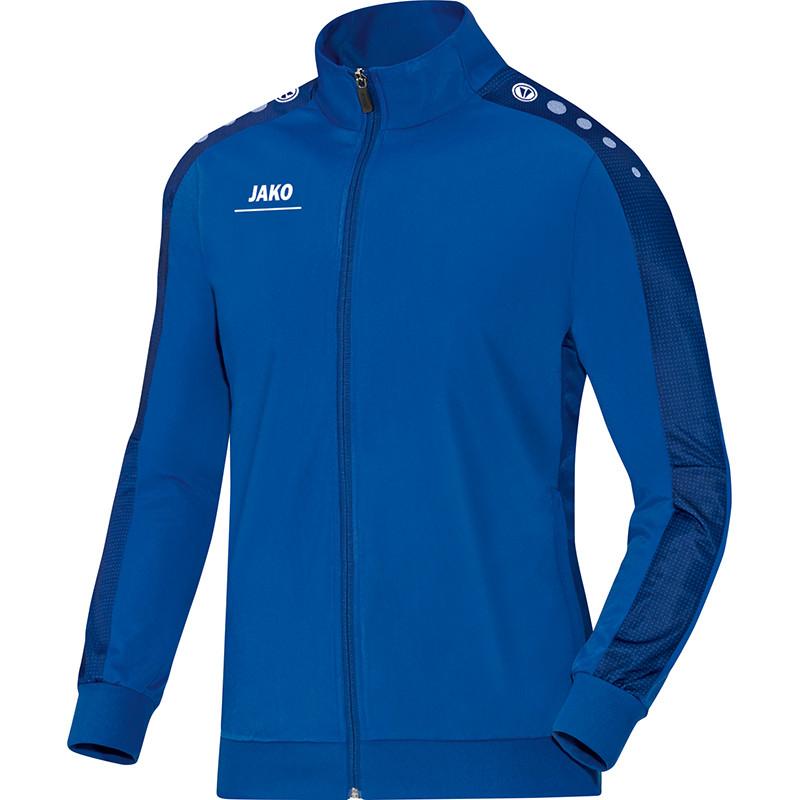 Куртка Jako Polyester Jacket Striker 9316-04 детская цвет: синий