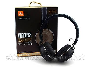 JBL KD24 бездротові Bluetooth-навушники (репліка), чорні