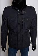 Куртка мужская демисезонная GS 9897 черная