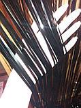 Шторки из черного дождика для фотозоны (высота 4м, ширина 1м), фото 5