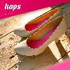 Kaps Sofetti Balletina Pink - Гелевые стельки для обуви на высоких каблуках, фото 3