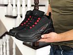 Мужские зимние кроссовки Reebok I3 (черно-красные), фото 2