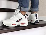 Мужские зимние кроссовки Reebok I3 (белые), фото 3