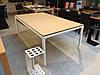 Більярдний стіл-трансформер «Ультра» на металевих ніжках з кришкою, фото 3