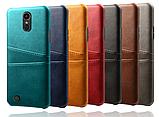Кожаный чехол с карманами для LeEco Cool1 / LeRee Le3 /Coolpad/dual/Cool Play 6/ Changer 1C/, фото 2
