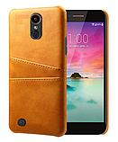 Кожаный чехол с карманами для LeEco Cool1 / LeRee Le3 /Coolpad/dual/Cool Play 6/ Changer 1C/, фото 10