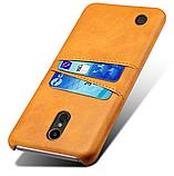 Кожаный чехол бампер с карманами для LeEco Le S3 / Le 2 / Le 2 Pro / Есть стекла /, фото 8