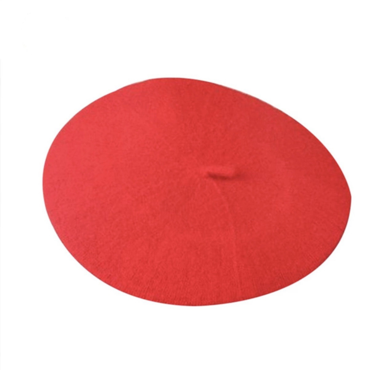 Берет красный