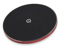 Беспроводная зарядка Qitech Slim Pad Gen 2, цвет красный (QT-GY-68Gen2Rd)
