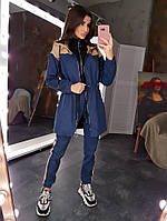 Костюм: Ветровка с капюшоном и брюки карго, фото 1