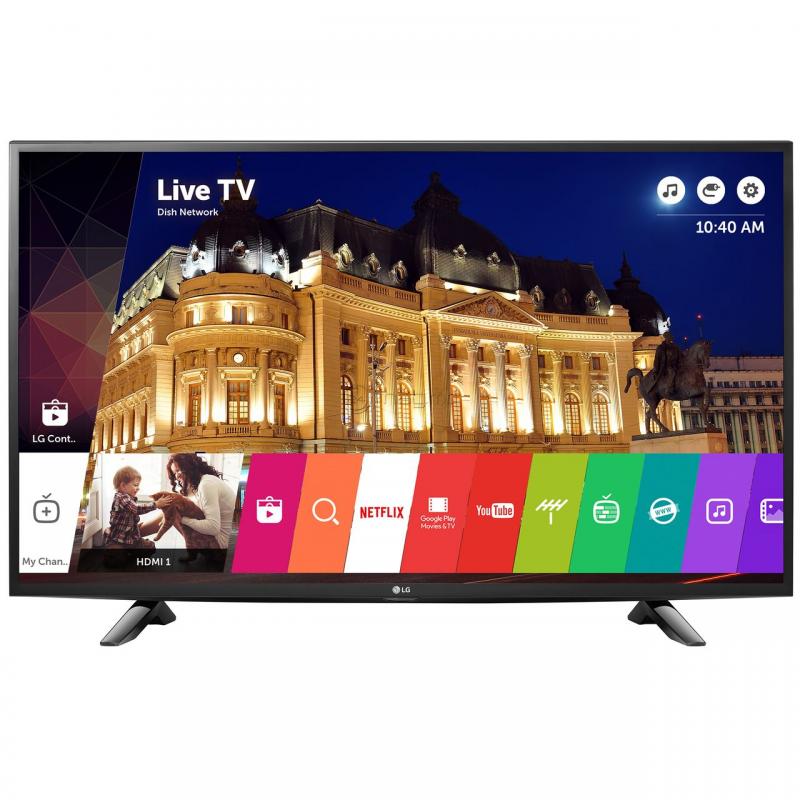 Телевизор lg 43 UH 6107
