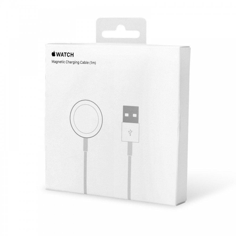 Оригинальный кабель Apple Watch Magnetic Charger to USB Cable (1 m) (MKLG2) (Original in box)