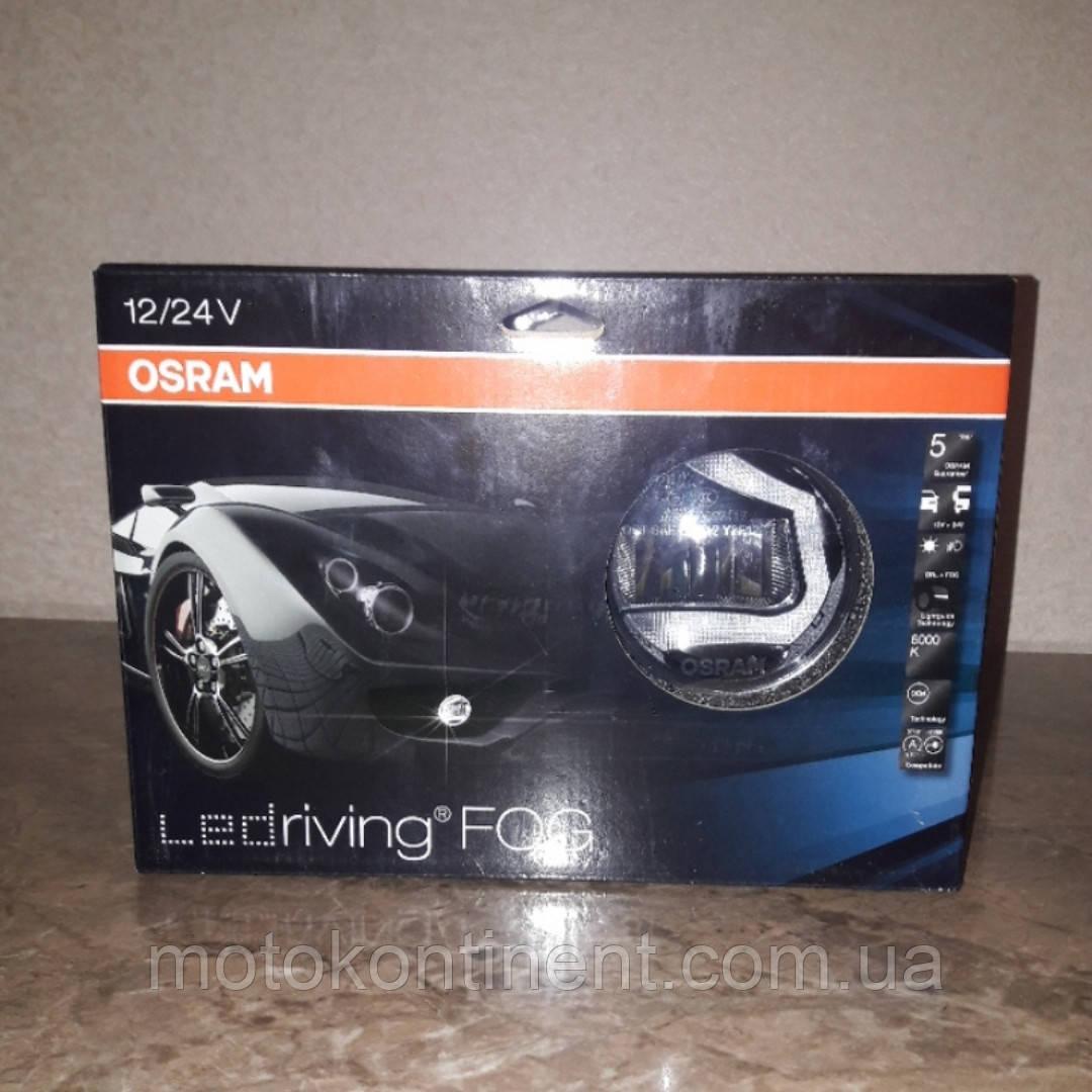 Osram LEDriving LED FOG102  Дневные ходовые огни+противотуманные фары - новая технология установки!
