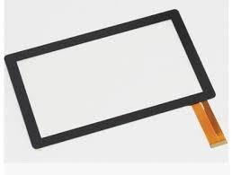 Сенсор (Тачскрин) для планшета GoClever Terra 70L   Terra 70W 4GB (186x111mm) 30pin (Черный) Оригинал Китай