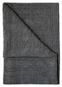 Плед шерстяной 130х180