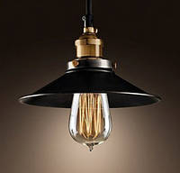 Лампа Эдисона, ретро лампа груша, винтажная лампа накаливания, мощность 40 Вт, цоколь E27, модель ST64
