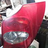Б/у Лівий/Правий задній ліхтар Renault Laguna II універсал 8200002472, фото 2