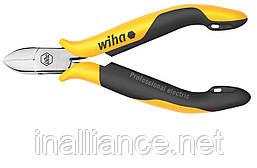 Бокорезы антистатические 115 мм широкая полукруглая головка Professional ESD Wiha 26832