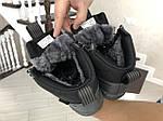 Мужские кроссовки Nike Lunar Force 1 Duckboot (черные), фото 2