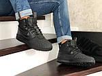 Мужские кроссовки Nike Lunar Force 1 Duckboot (черные), фото 4
