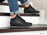 Зимние ботинки New Balance 754 (черные) ЗИМА