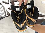 Зимние ботинки New Balance 754 (черные) ЗИМА, фото 5