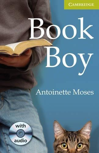 CER Starter Book Boy with Audio CD