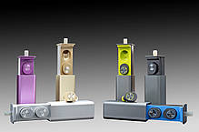Беспроводные наушники Qitech Qibuds Bluetooth 5.0 цвет синий (Qibuds5.0bl), фото 3