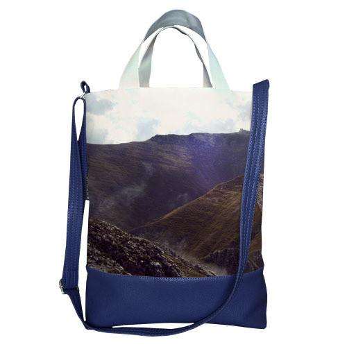 Городская сумка City Горы (SCB_TFL017_TSI)