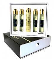 Подарунковий набір міні-парфумів унісекс Tom Ford Oud Wood 5в1