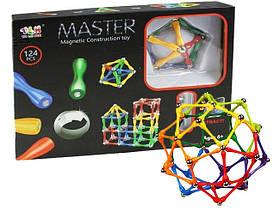 Магнітний конструктор Master Magnetic Construction, фото 2
