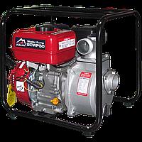 Мотопомпа бензиновая  VULKAN SCWP50 для чистой воды 30 м.куб/час