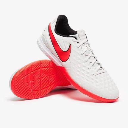 Футзалки Nike TiempoX React Legend 8 Pro IC AT6134-061 (Оригинал), фото 2