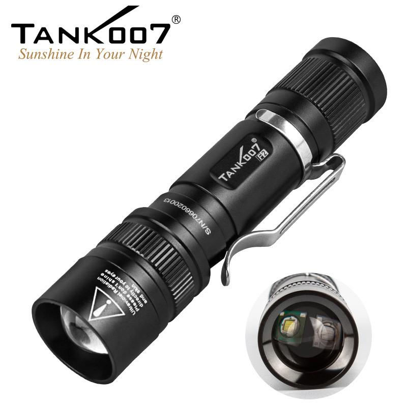 Фонарь TANK007 F2