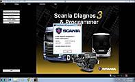Scania SDP3 (Diagnos Programmer) 2.41.1 (2019) программа