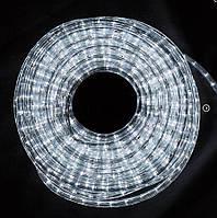 Світлодіодний Дюралайт Круглий Шланг LED 20м Білий