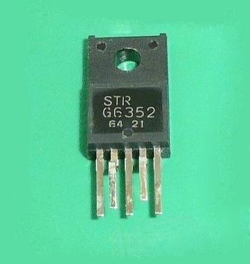 Мікросхема STRG6352 STR-G6352
