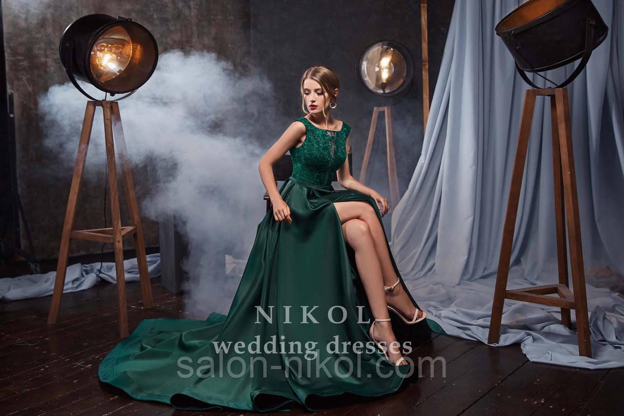Вечернее, выпускное платье № V421