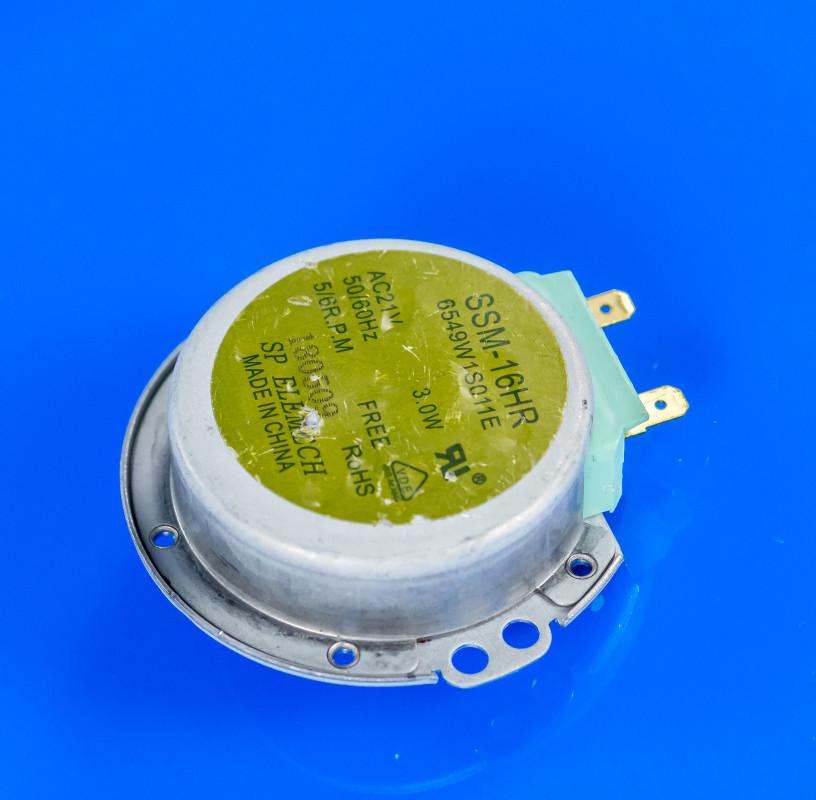 Моторчик тарелки микроволновой печи LG 6549W1S011E