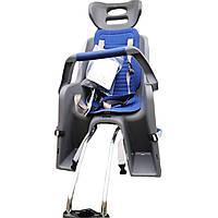 Детское кресло на багажник велосипеда (люкс 2)