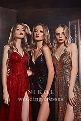 Вечернее, выпускное платье № V425