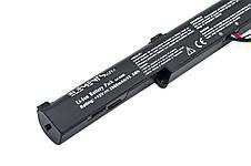 Батарея Elements ULTRA для Asus A450C A750J F450E F450J K550D K751M R571J X450J X750J 14.4V 2900mAh (X550E-4S1P-2900), фото 3
