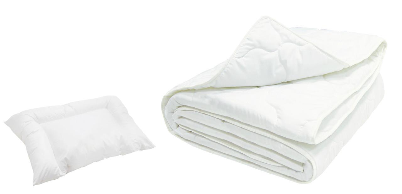 Детский комплект: одеяло и подушка Фокси / Foxy ТМ Матролюкс