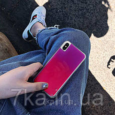 Чехол Neon Sand для Samsung Note 9  Violet Pink, фото 2