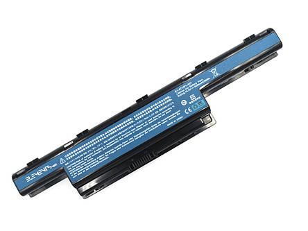 Батарея Elements MAX для Acer Aspire 4552 5551 7551 TM 5740 7740 eMachines D528 E440 G640 E640 10.8V 5200mAh (E1-471-3S2P-5200), фото 2