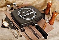 Сковорода двойная Turbogrill